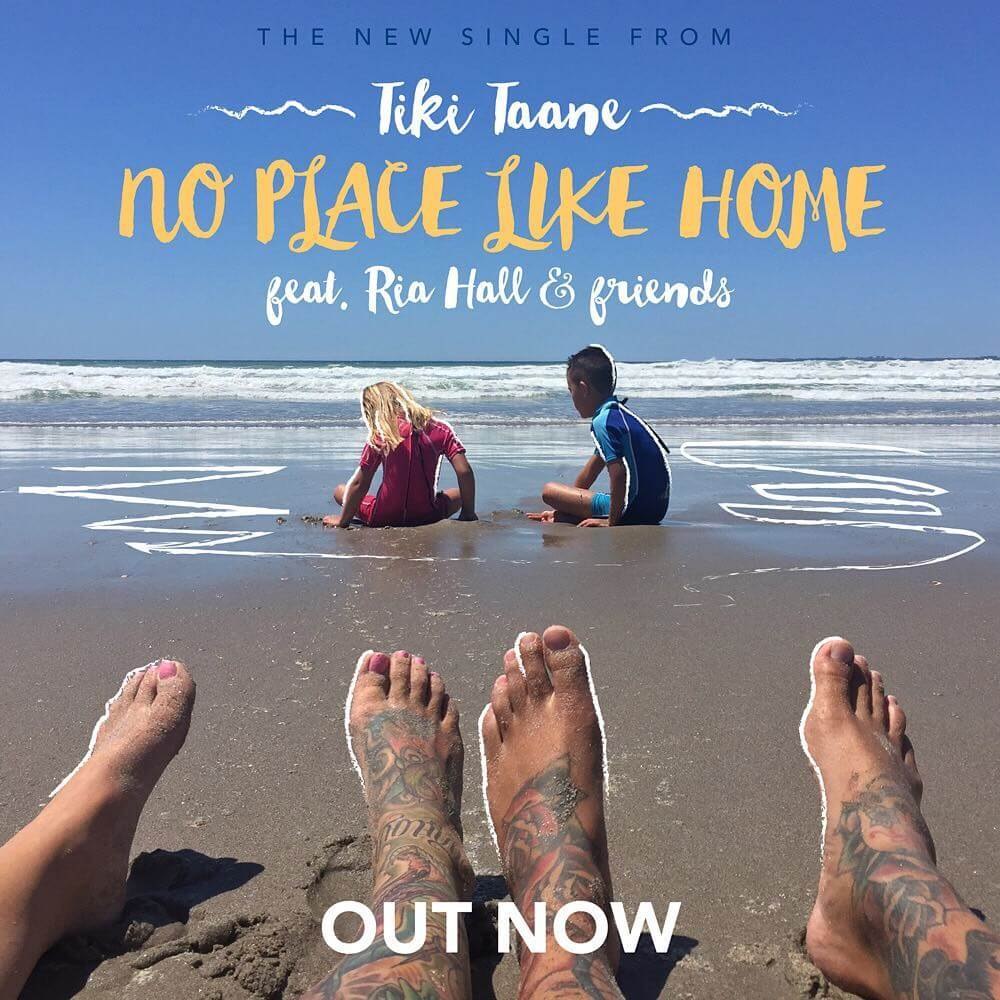 """No Place Like Home"" is out now at all NZ digital outlets. With the signing of the TPPA & Waitangi Day approaching, this song couldn't be more relevant. It's a call for unity, love & respect for our home, land & sea. All proceeds go to a non profit charity called Good Neighbour. Thanks for downloading, sharing & supporting Aotearoa Music"